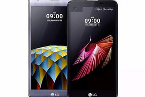 LG giới thiệu dòng smartphone X hoàn toàn mới