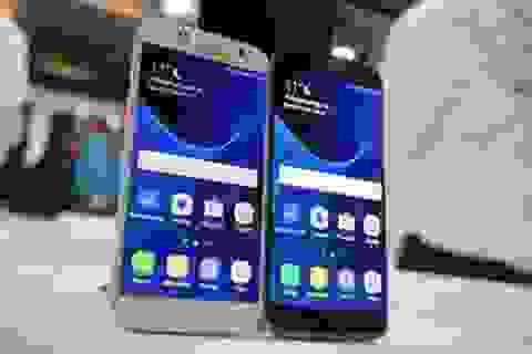Đọ cấu hình Galaxy S7/S7 edge, G5, Elite x3 với loạt smartphone cao cấp