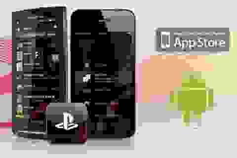 Sony sẽ mang game PlayStation lên các thiết bị di động chạy Android và iOS