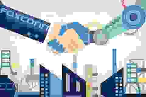 """Foxconn hoàn tất thương vụ thâu tóm Sharp với giá """"rẻ mạt"""""""