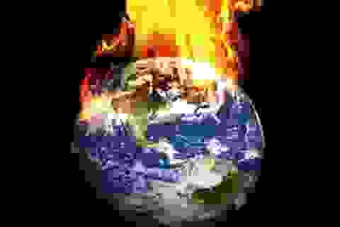 Clip 15 giây minh họa cho sự biến đổi khí hậu 166 năm qua