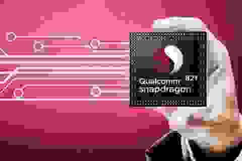 Qualcomm trình làng Snapdragon 821, vi xử lý di động mạnh mẽ nhất của hãng