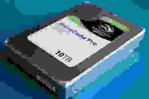 Seagate trình làng đĩa cứng dung lượng lớn nhất thế giới dành cho máy tính cá nhân