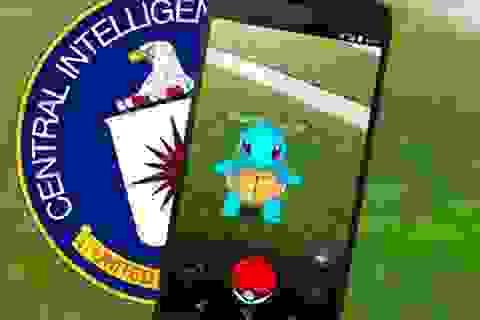 """Tựa game """"gây sốt"""" Pokemon GO là công cụ gián điệp của tình báo Mỹ?"""