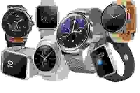 Thị trường smartwatch ế ẩm