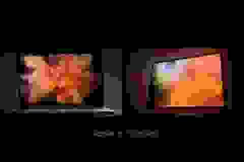 Clip quảng cáo của Microsoft và Apple trùng hợp đáng kinh ngạc