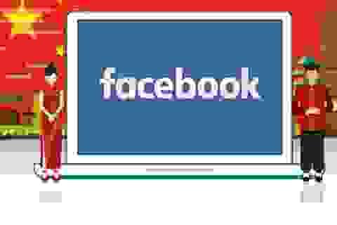 Facebook sẽ kiểm soát nội dung để chiều lòng chính phủ Trung Quốc?