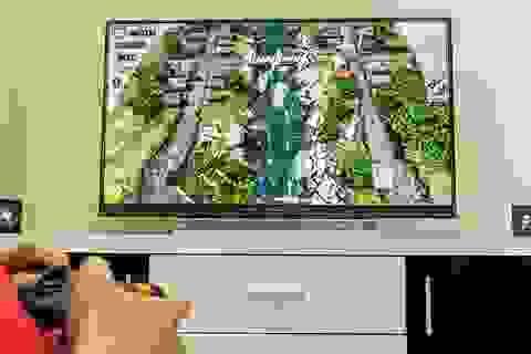 Đánh giá TV chạy hệ điều hành Android Toshiba L55 Series