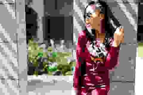 Đoan Trang khoe ảnh Street style cực chất