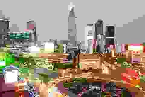 Bộ ảnh Sài Gòn đầy ấn tượng qua camera của Galaxy S7