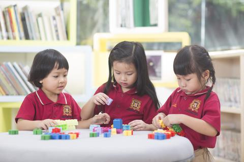 Nền tảng cho trẻ mầm non yêu thích học tập, khám phá