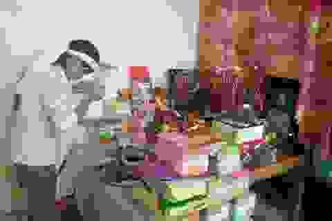 Hơn 14 triệu đồng đến với chị Nguyễn Thị Hân