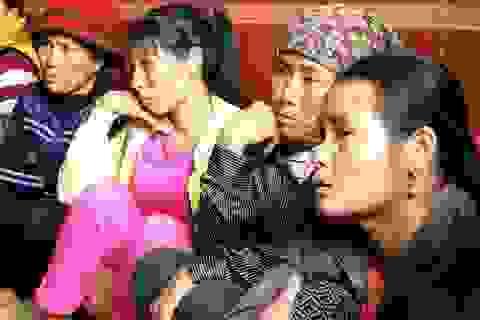 Dừng tìm kiếm 4 ngư dân mất tích trên biển