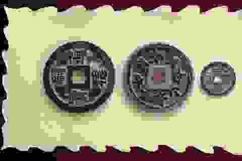 Hàng nghìn đồng tiền cổ được lưu giữ tại bảo tàng Ninh Bình