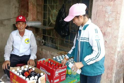 Ninh Bình: Hơn 9.000 thí sinh thi vào lớp 10 THPT được phục vụ nước uống miễn phí
