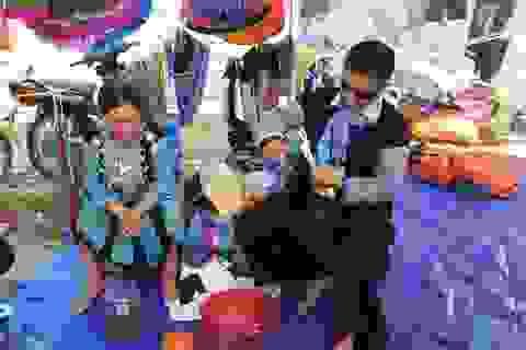 Đến Hòa Bình tham gia phiên chợ vùng cao