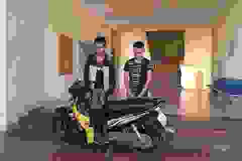 Đang chịu án vẫn trộm xe máy liên tỉnh