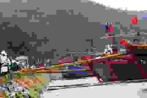 Ngư dân tố tàu thanh tra thủy sản đâm chìm tàu cá