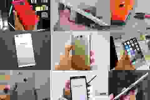 10 smartphone có thiết kế đẹp nhất năm 2014