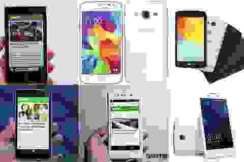 Loạt smartphone phổ thông cho mùa mua sắm cuối năm