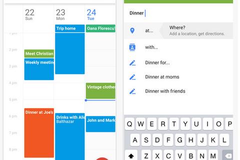 Google Calendar chính thức có mặt trên Appstore của Apple