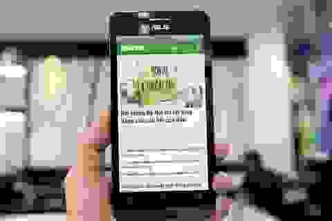 Đập hộp Zenfone 5 phiên bản 1,2 GHz mới về Việt Nam