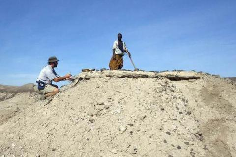 Tìm thấy một mẫu xương hàm của người tiền sử cách đây 2,8 triệu năm