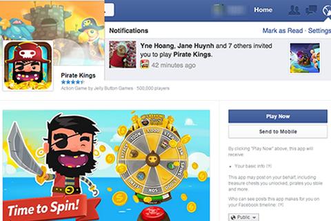 Hướng dẫn cách chặn lời mời chơi game trên Facebook