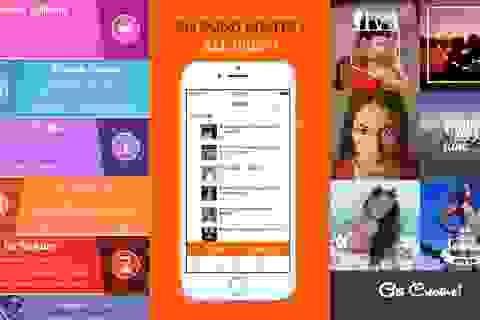[Tải ngay] 6 ứng dụng giải trí dành cho người dùng iPhone