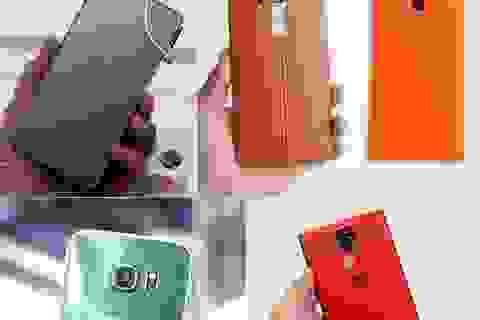 5 chiếc smartphone cao cấp màu sắc đẹp