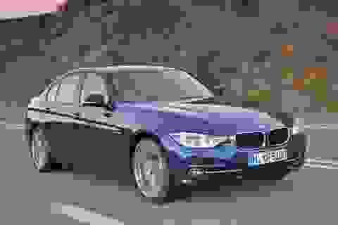 BMW sẽ bán chiếc 320d Efficient Dynamics Sport vào cuối năm nay