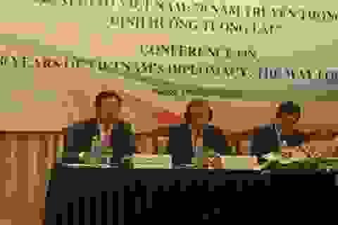 Phó Thủ tướng: Ngoại giao Việt Nam đang đối diện những thách thức mới