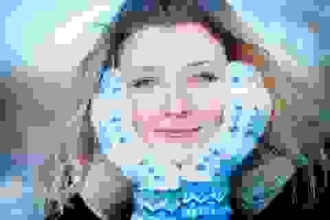 Bí quyết để không lo da bị khô trong mùa đông