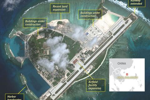 """""""Hòa bình, an ninh ở Biển Đông đang bị đe dọa nghiêm trọng"""""""