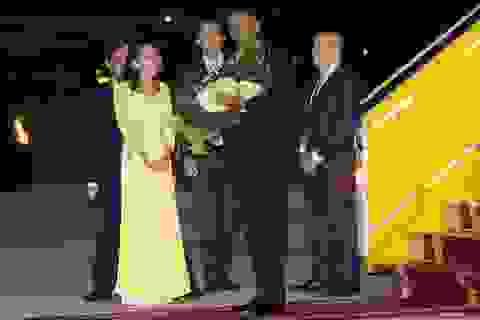 Lịch trình bận rộn của Tổng thống Mỹ Obama ở Hà Nội