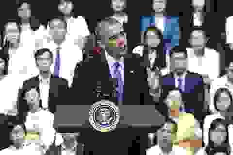 """Tổng thống Obama: """"Tôi cảm thấy gần gũi với Việt Nam hơn bao giờ hết"""""""