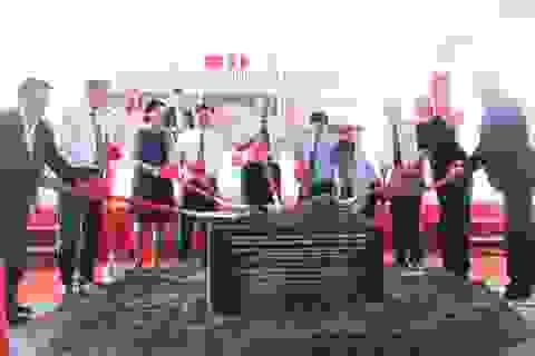 Khởi công xây trường Pháp tại Hà Nội