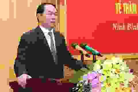 Chủ tịch nước và Phu nhân sẽ thăm chính thức Cuba và dự APEC 24