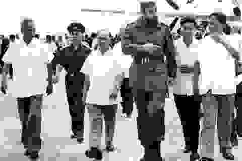 """""""Con nuôi của Fidel"""" kể thời khắc dịch câu nói bất hủ về Việt Nam - Cuba"""