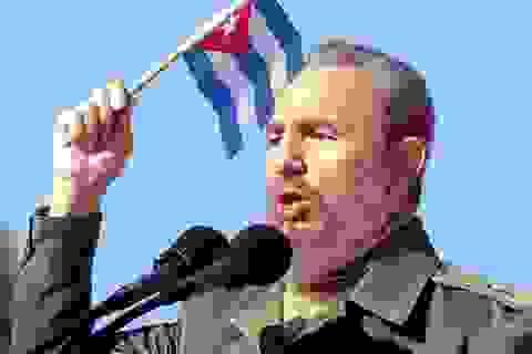 Chủ tịch Quốc hội Nguyễn Thị Kim Ngân dự lễ tang lãnh tụ Fidel Castro