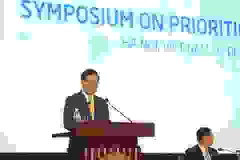 Phó Thủ tướng nêu 4 đề xuất về định hướng hợp tác APEC
