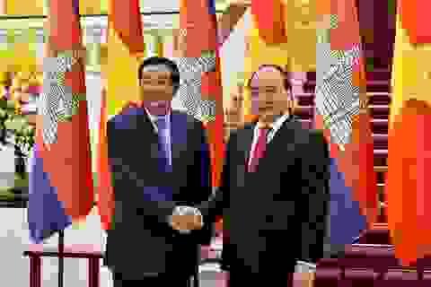 Việt Nam, Campuchia: Không để thế lực nào dùng lãnh thổ gây chia rẽ