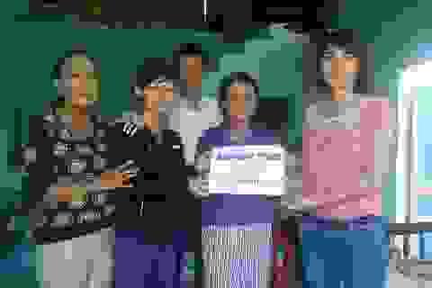 Gần 34 triệu đồng đến với cô gái bị bệnh sốt xuất huyết Dengue