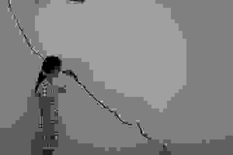 Dân cầu cứu Bí thư Đà Nẵng vì nhà lún nứt hàng loạt