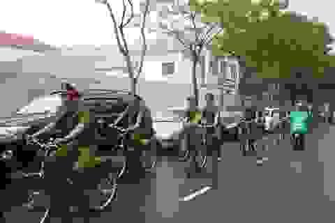 Cảnh sát Đà Nẵng tuần tra bằng xe đạp đặc chủng