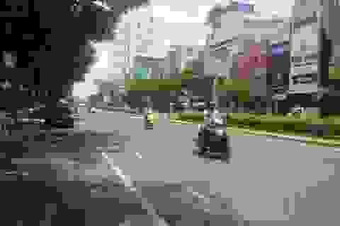 Đà Nẵng thí điểm lắp camera giám sát xe vi phạm giao thông