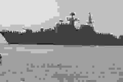 Đội tàu Hải quân Liên bang Nga thăm Đà Nẵng
