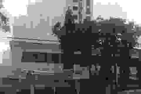 Rớt thang máy công trình khách sạn, 5 người tử vong