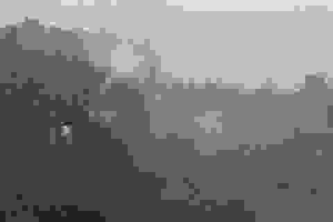Cháy lớn gần rừng đặc dụng Bà Nà – Núi Chúa