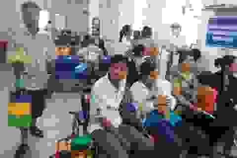 Đà Nẵng: Nắng nóng, trẻ nhập viện tăng